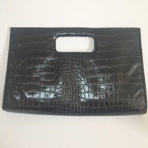 Clutch animal print purse NWOT